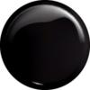 Kép 2/2 - PURE CREAMY HYBRID 036 Jet Black 8 ml