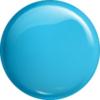 Kép 2/2 - PURE CREAMY HYBRID 088 Turquoise Blu 8 ml