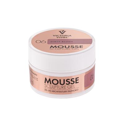 Mousse Sculpture Gel 06 Dirty blush 50 ml