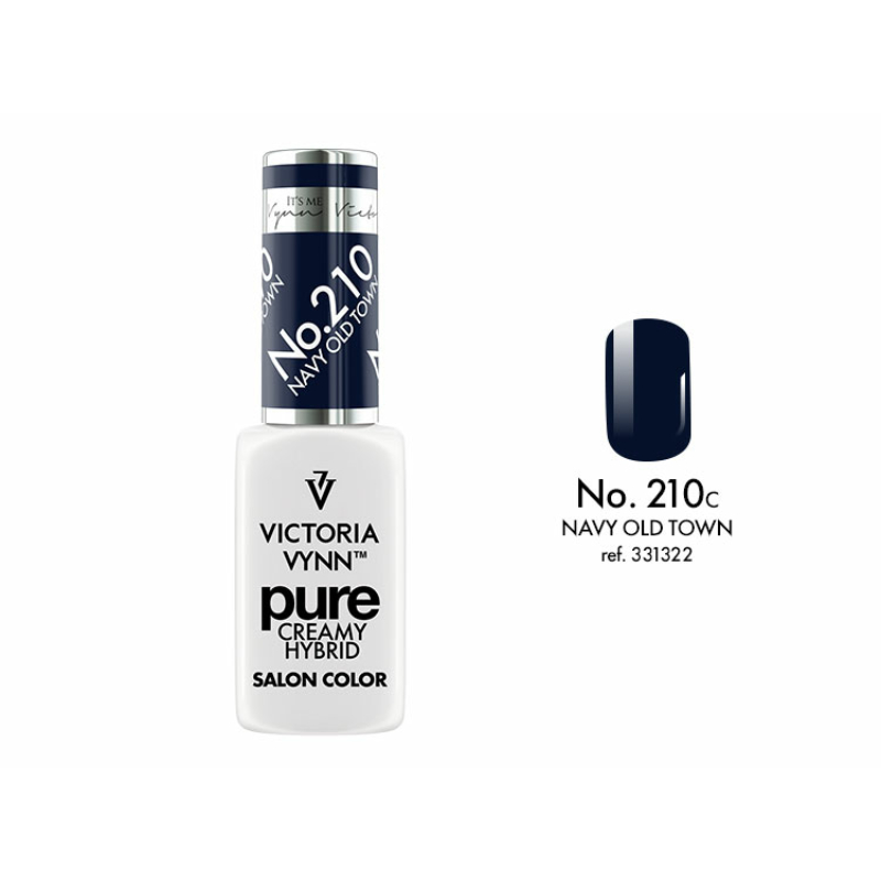 PURE CREAMY HYBRID 210 Navy Old Town
