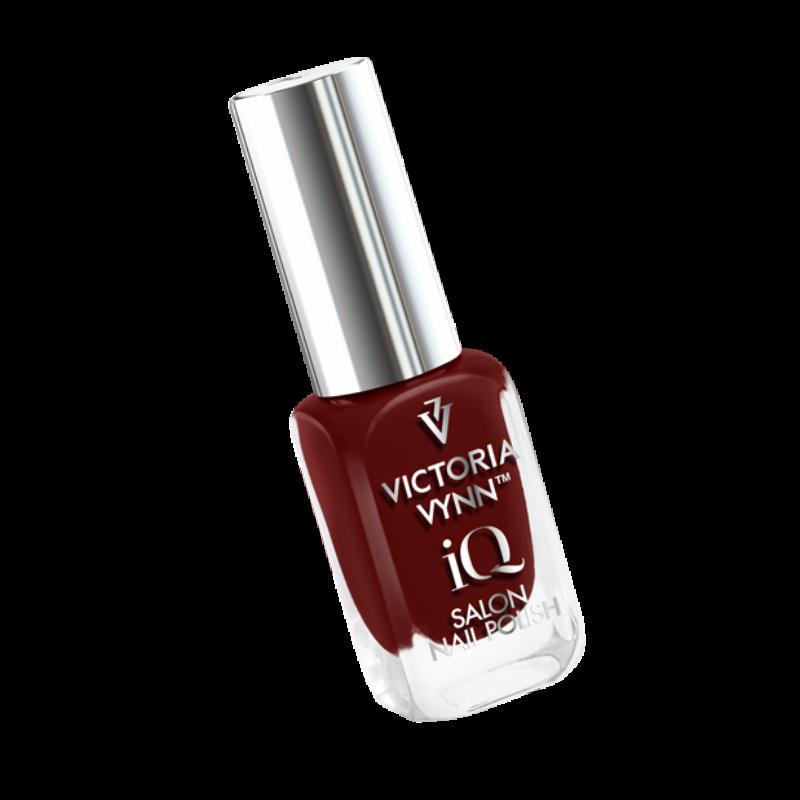 IQ Nail Polish 008 Forever Claret 9 ml