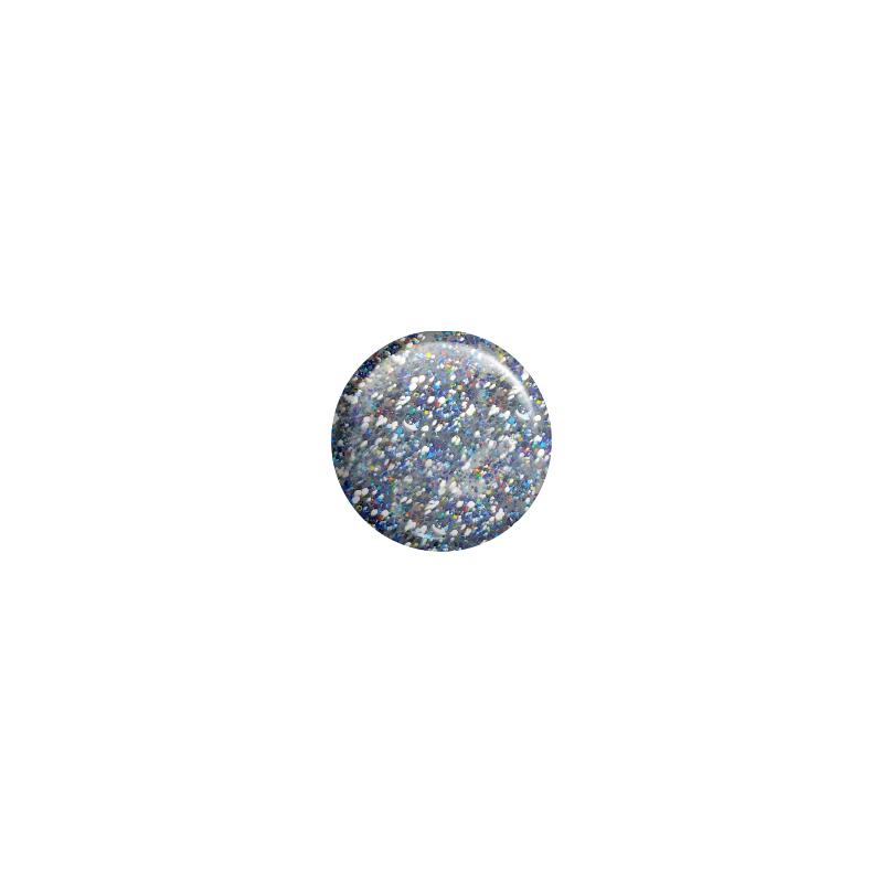 Gel Polish 225 Carat Silver Diamond 8 ml